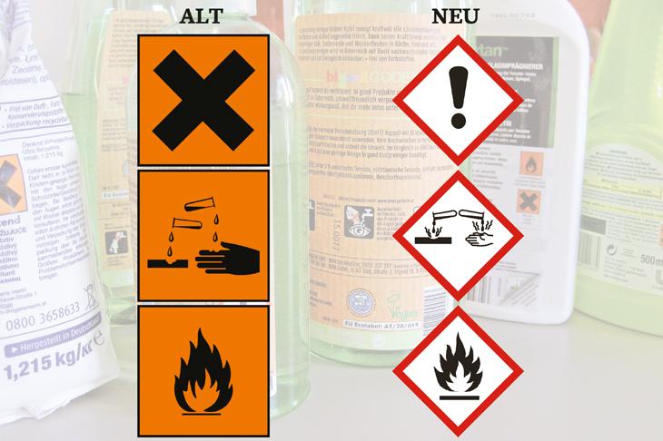neue chemikalien kennzeichnung wir leben nachhaltig. Black Bedroom Furniture Sets. Home Design Ideas