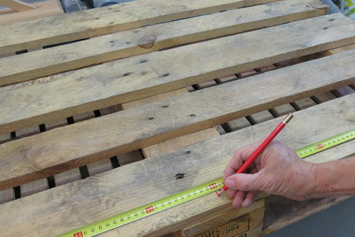 DIY-Sitzbank Aus Alten Paletten | Wir Leben Nachhaltig